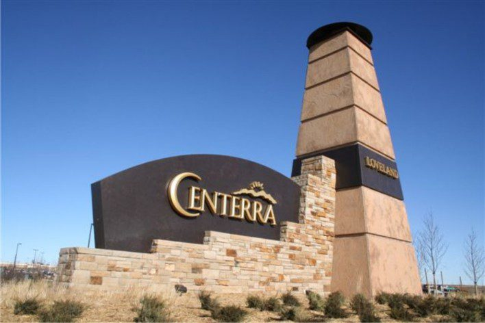Custom Signs, Monument Sign, Large colorado sign, highway sign, mall sign, massive signs, large signs