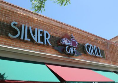 Silver Grill Old Town Fort Collins