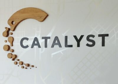 Catalyst Wall Graphics