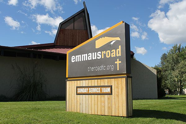 Emmaus Road Church in Fort Collins CO