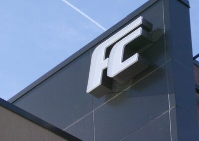 Fort Collins Fitness Channel Letters
