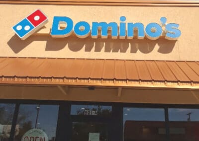 Dominos and National Sign Programs