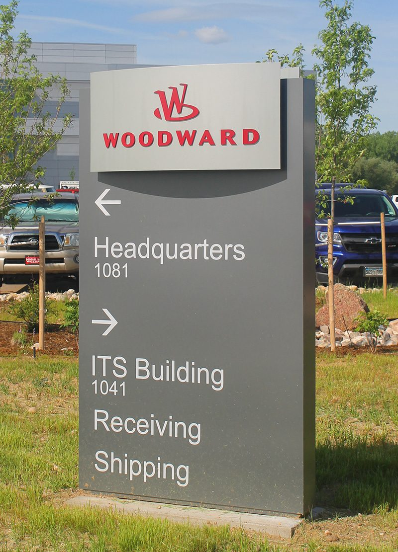 Woodward Directional