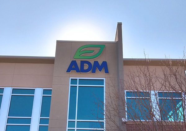 ADM channel letters