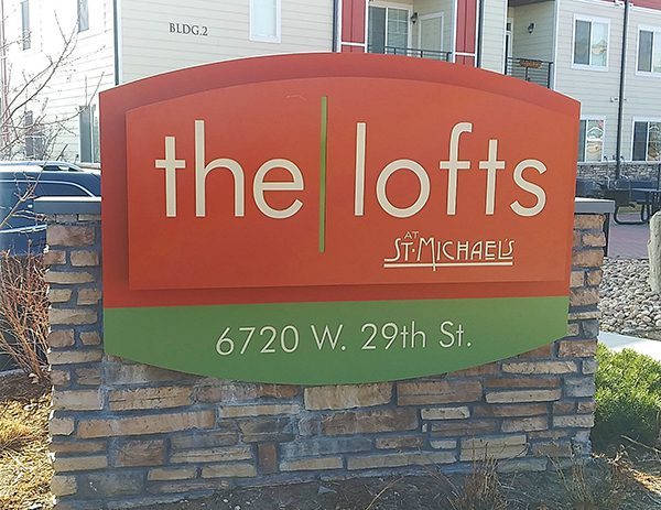 Lofts Apartments after photo