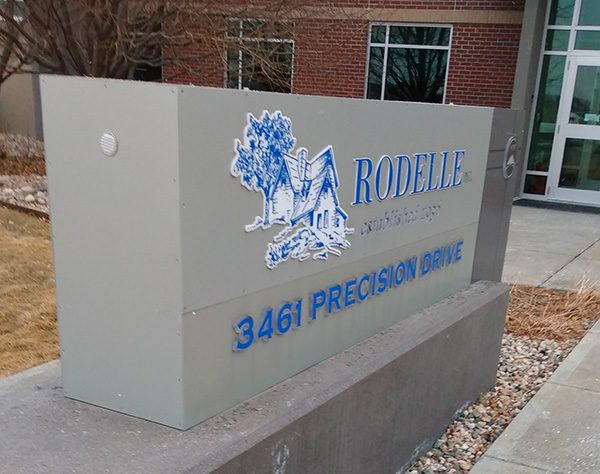 Rodelle monument photo Fort Collins CO